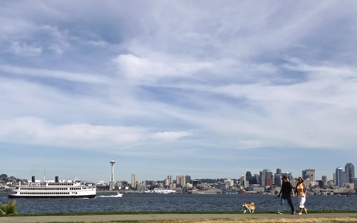 Getting to Know Seattle (Again)